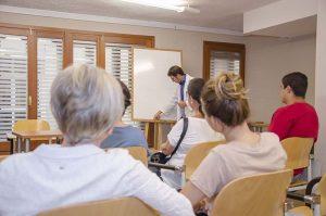 formación para pacientes centro otoneurológico