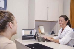 confianza y cercanía entre especialista y paciente