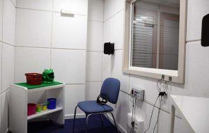 audiometría infantil en el centro otoneurológico de Valencia