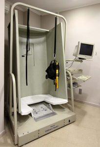 posturometría centro otoneurológico